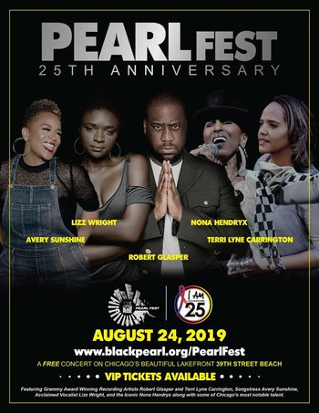 Josephine's presents World Famous Corn at PearlFest 2019