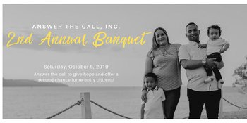 Answer The Call's 2nd Annual Banquet